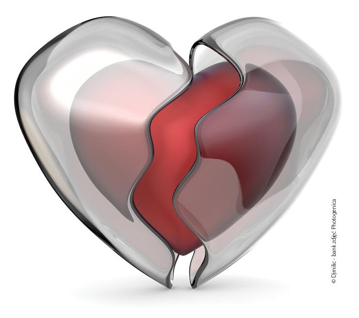 serca w pancerzu