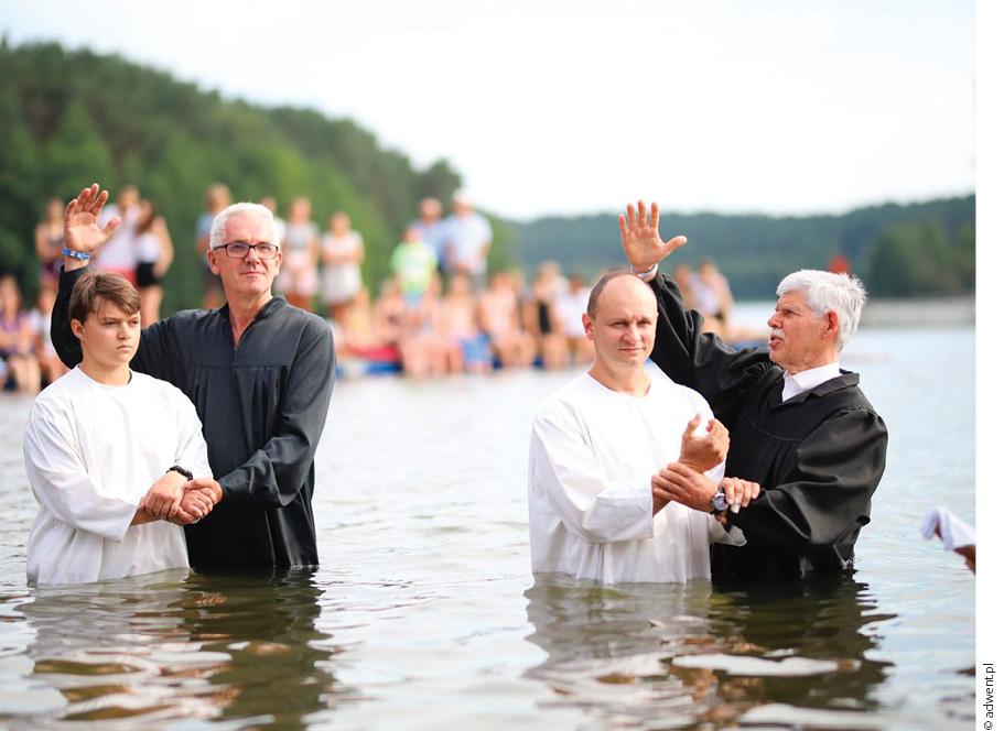 Jaki chrzest?  Biblia kontra tradycja