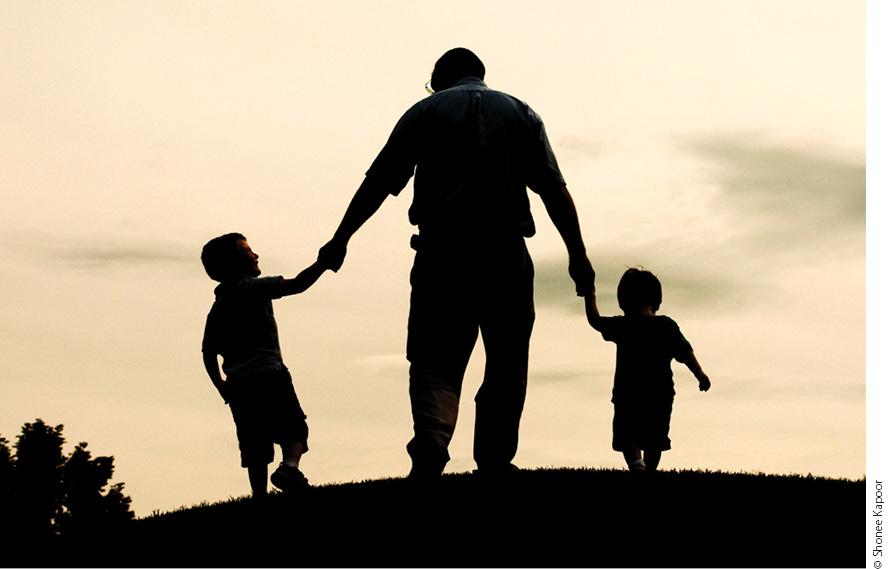 Ojcostwo i kariera